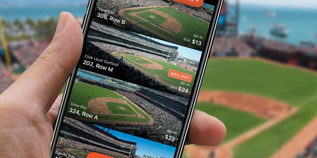 Gametime can get you tickets at cheaper prices after events start.