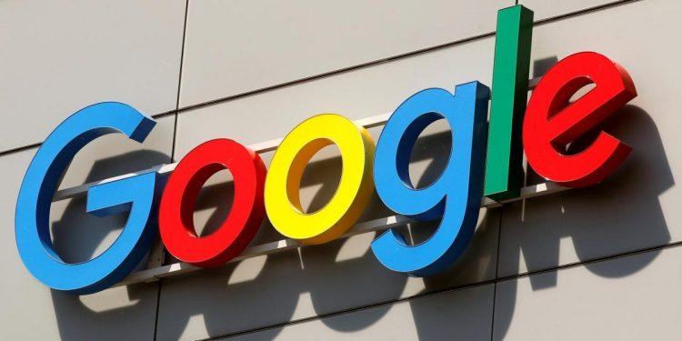 A logo is pictured at Google's European Engineering Center in Zurich, Switzerland July 19,  2018