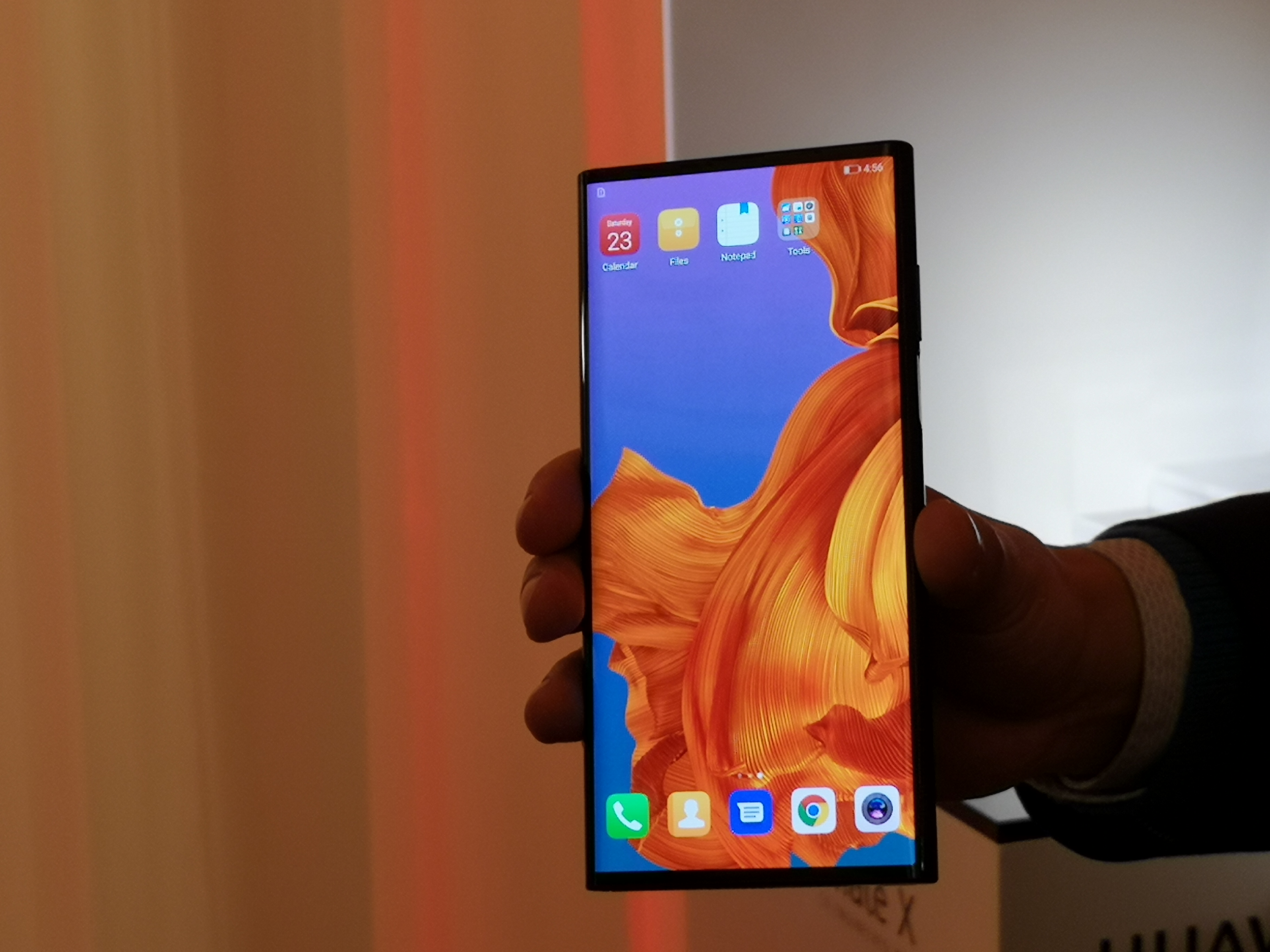 Huawei unveils the 5G foldable Mate X smartphone starting at $2,600