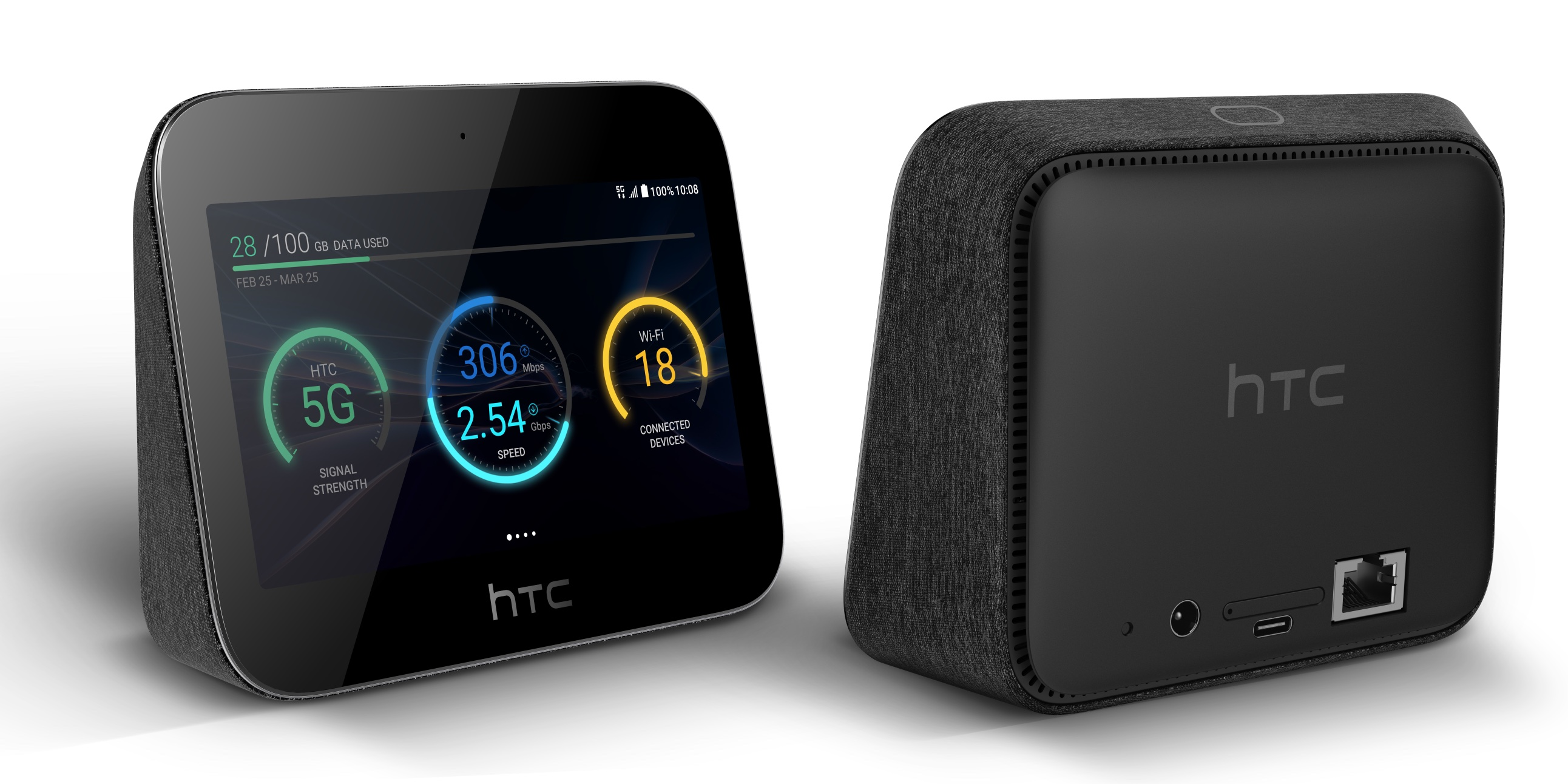 HTC 5G Hub will launch on Sprint's 2 5GHz network in spring 2019