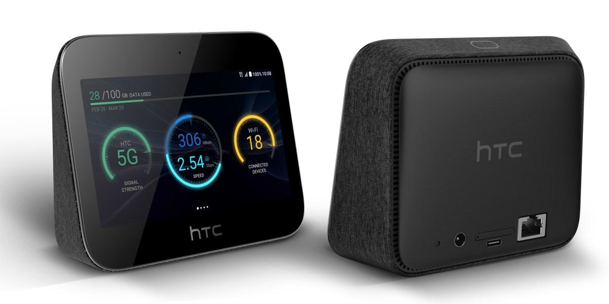 HTC's 5G Hub.