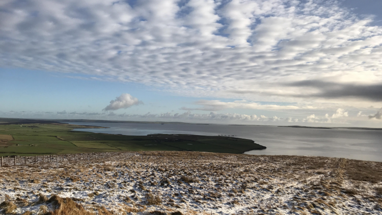 5G RuralFirst's 5G/IoT Test Site at Scottish Sea Farms in the Orkney Islands.