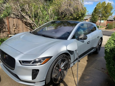 Electric Car Reviews Hands On With The Jaguar I Pace And The Bmw