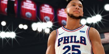 Bizarre NBA 2K20 trailer sells the excitement of lootboxes