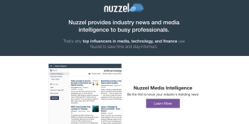 News aggregator Nuzzel sold to subscription service Scroll