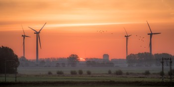 Google's DeepMind is using machine learning to predict wind turbine energy production