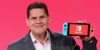Why Reggie Fils-Aimé joined Rogue Games as a strategic adviser