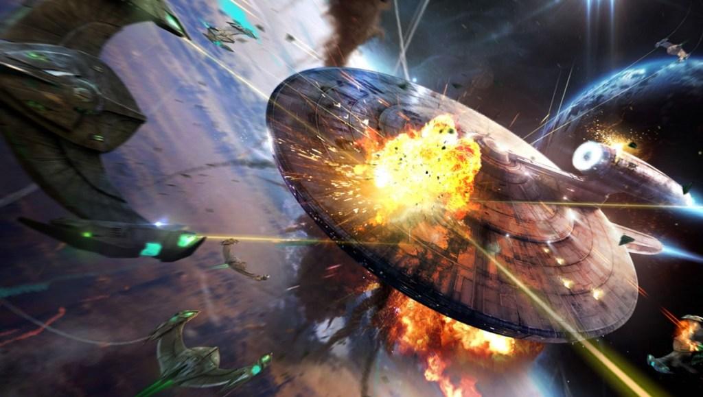Star Trek: Fleet Command is a big hit for Scopely.