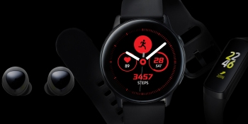 Samsung leaks Galaxy Buds, Galaxy Fit, and Galaxy Watch Active wearables