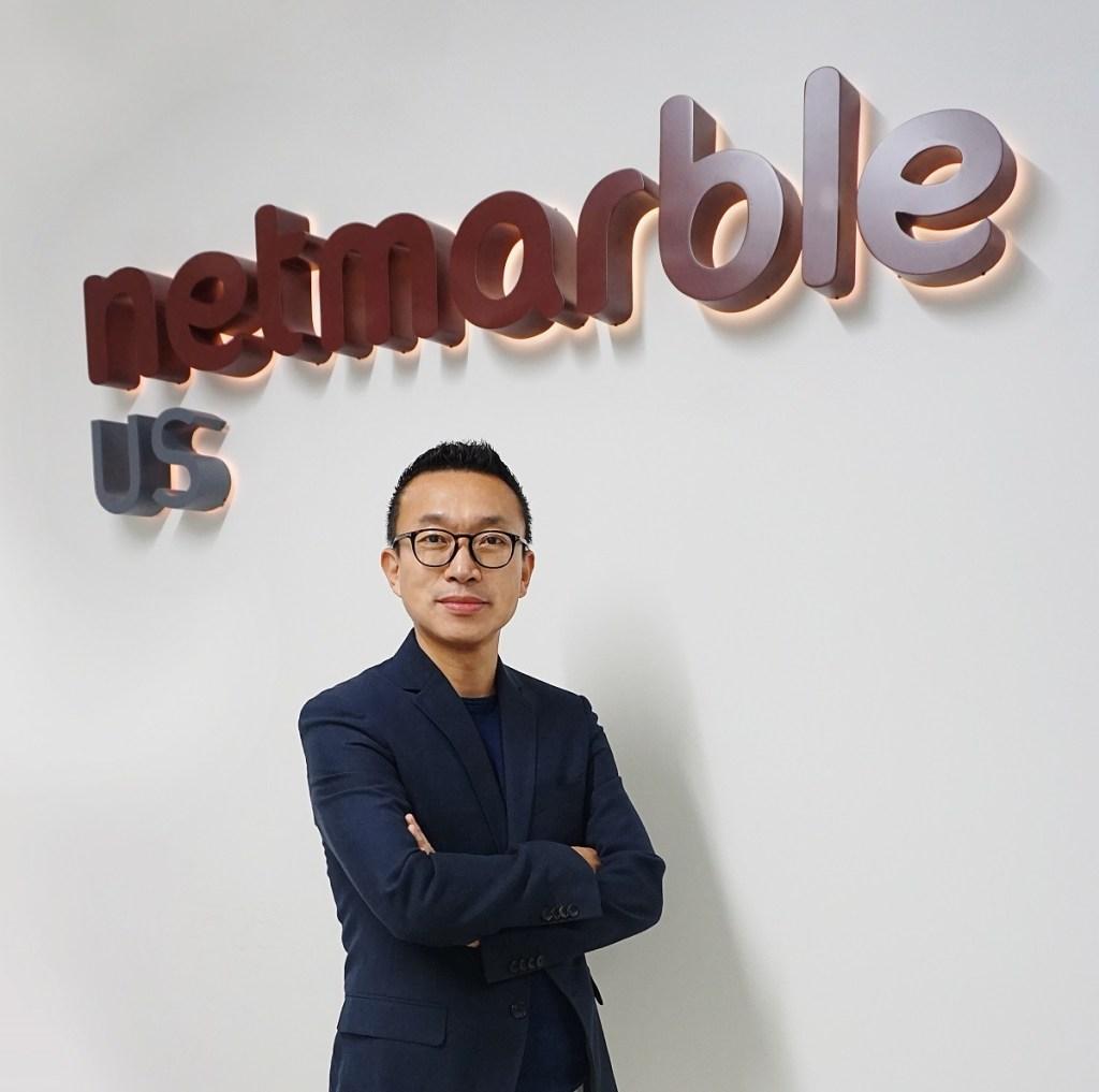Simon Sim of Netmarble US.