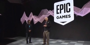 Tim Sweeney's 2 minutes onstage at HoloLens 2 event says a lot about AR openness
