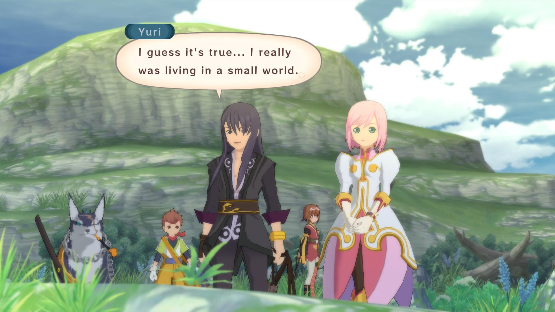 The Retrobeat Tales Of Vesperia Is The Best Jrpg You Can Play On