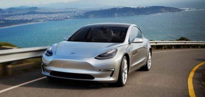 Tesla starts selling $35,000 Model 3, shifts sales