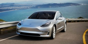 Tesla starts selling $35,000 Model 3, shifts sales exclusively online