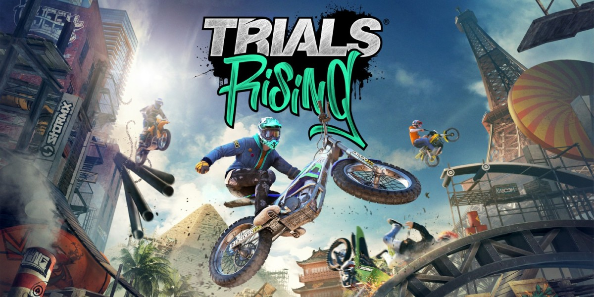 Trials Rising is excellent.