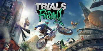 Trials Rising review — Timeless mechanics and incredible tracks