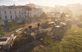 The White House is your base in The Division 2.