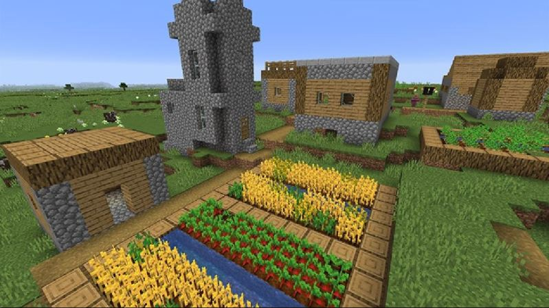 1. Minecraft Texture Update Beta