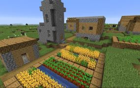 1. Minecraft Texture Update Beta