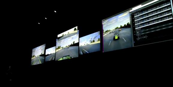 Nvidia Drive Constellation