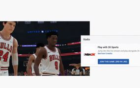 Crowd Play through YouTube and Stadia.