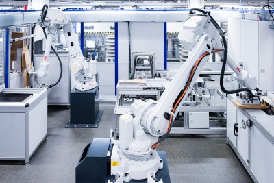 Inside Nokia's factory of the future: Robots, data