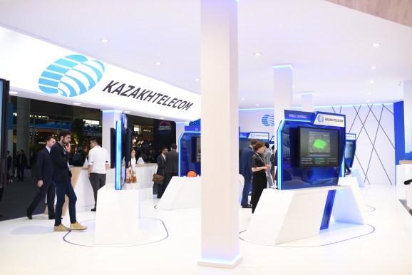 photo of The innovative info-communcation services Kazakhtelecom presented at Mobile World Congress image