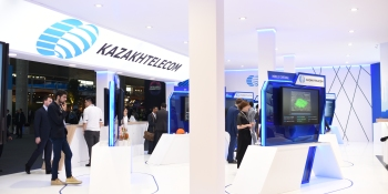 The innovative info-communcation services Kazakhtelecom presented at Mobile World Congress