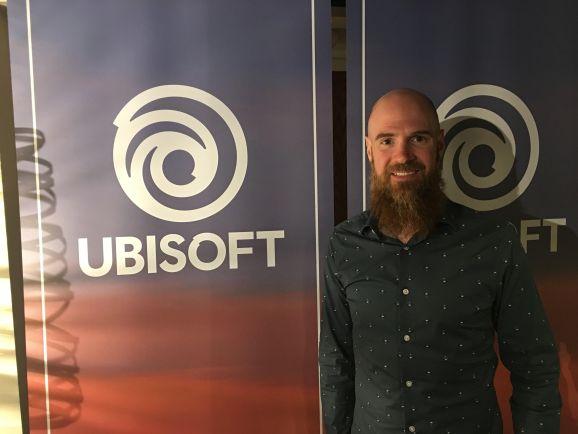 Ubisoft Winnipeg's Darryl Long