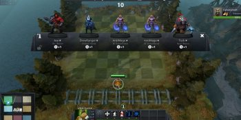 Dota Auto Chess heads to mobile without Dota