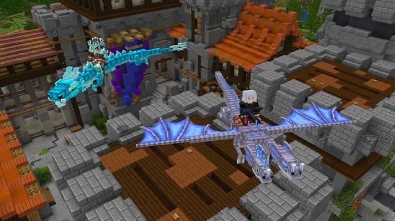 5. Dragons