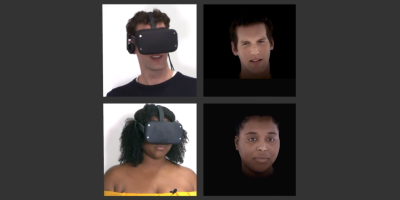 meilleur service f5649 80eb7 Facebook sees realistic face-tracking avatars as key to VR's ...