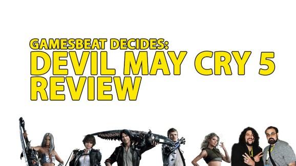 GamesBeat Decides, the internet's No. 1 DmC: Devil May Cry fancast.