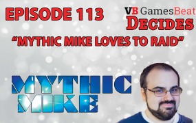 They don't call him Mythic Mike for a reason.