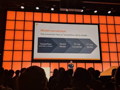 Google launches TensorFlow Lite 1 0 for mobile and embedded