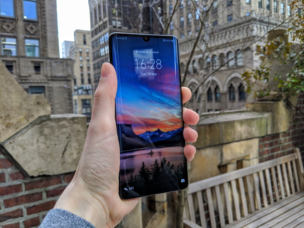 Huawei announces the P30 and P30 Pro | VentureBeat