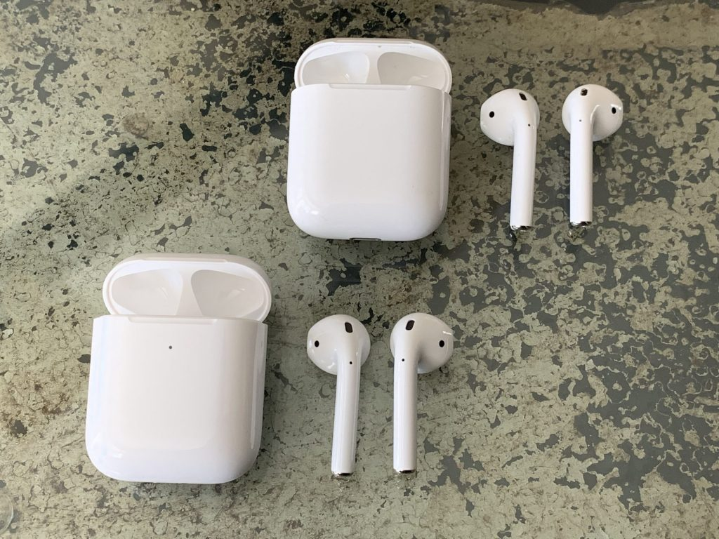 Apple 2019 Airpods Hands On Ai Assistance Is Now Only A Hey Siri