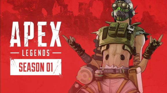 Octane, a new character in Apex Legends.