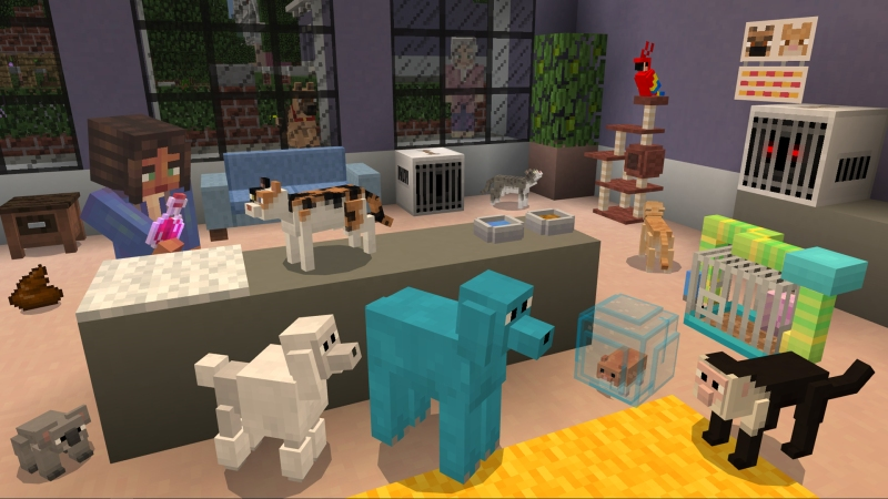 Minecraft Marketplace February 2019's top 10 downloads