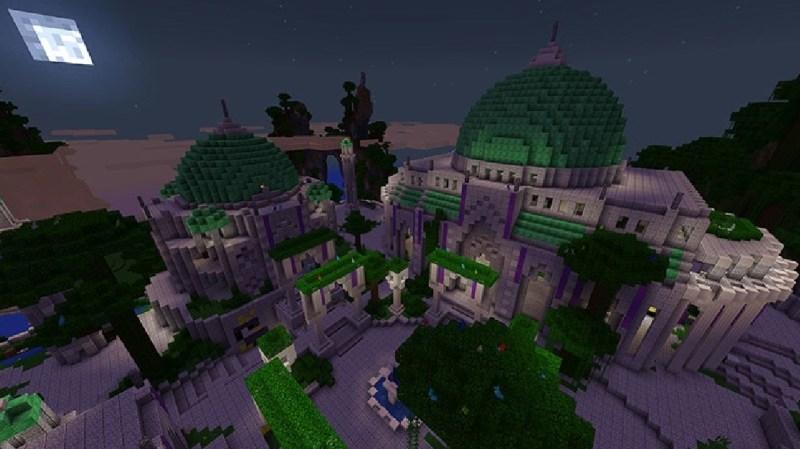 2. Purple Parrot Party Palace