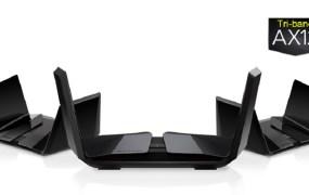 Netgear's latest WiFi 6 Nighthawk router.