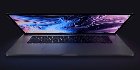 The 2018 MacBook Pro.
