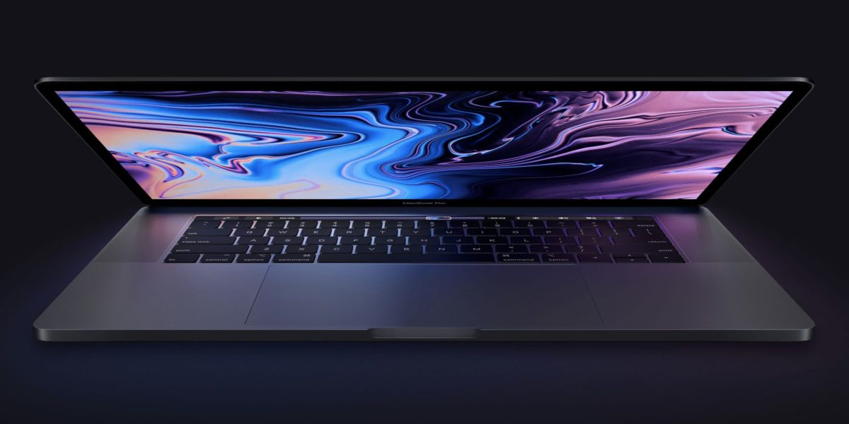 The 2018 MacBook Pro.