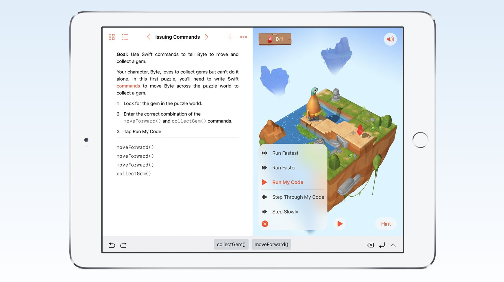 Image result for Swift Playgrounds 3.0