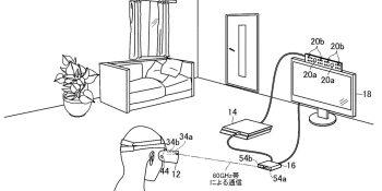 Sony VR patent points to a pricier but wireless PSVR2