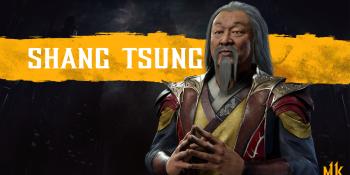 'Mortal Kombat' actor returns as Shang Tsung in Mortal Kombat 11