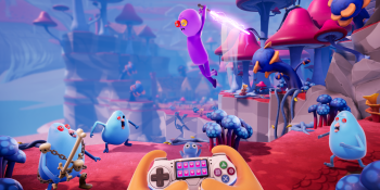 Rick and Morty co-creator's Trover Saves the Universe launches May 31 for PSVR