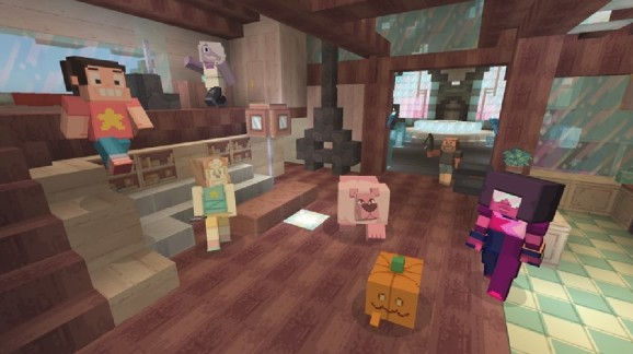 Steven Universe and more lead the Minecraft Marketplace in February.
