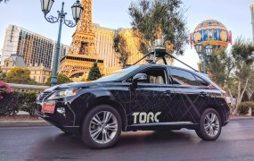 Torc Robotics car