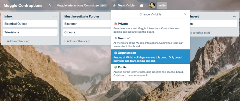 Trello Enterprise